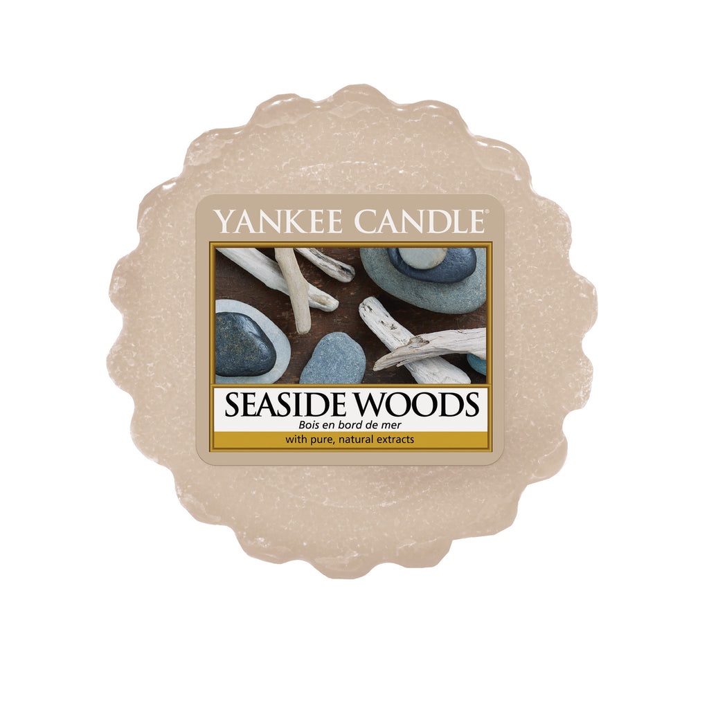 SEASIDE WOODS -Yankee Candle- Tart
