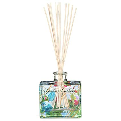 GARDEN SWEET PEA -Yankee Candle- Reed Diffuser