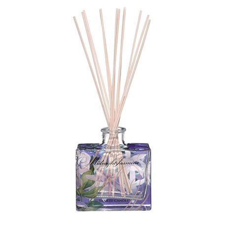 MIDNIGHT JASMINE -Yankee Candle- Reed Diffuser