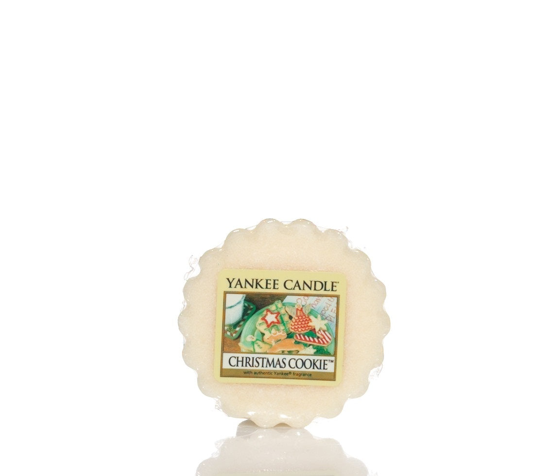 CHRISTMAS COOKIE -Yankee Candle- Tart