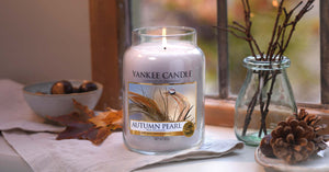 AUTUMN PEARL -Yankee Candle- Giara Media
