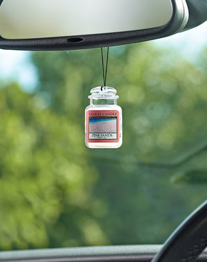 PINK SANDS -Yankee Candle- Car Jar Ultimate