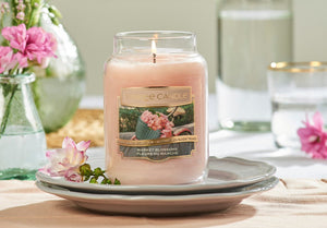 MARKET BLOSSOMS -Yankee Candle- Giara Grande