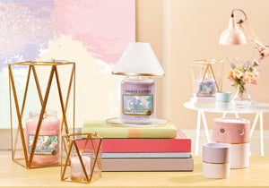 SIMPLY PASTEL -Yankee Candle- Bruciatore