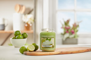 VANILLA LIME -Yankee Candle- Giara Media