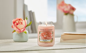 PEONY -Yankee Candle- Tea Light