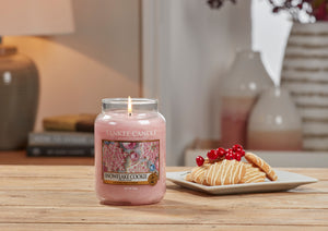 SNOWFLAKE COOKIE -Yankee Candle- Tea Light