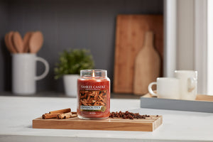 CINNAMON STICK -Yankee Candle- Giara Media