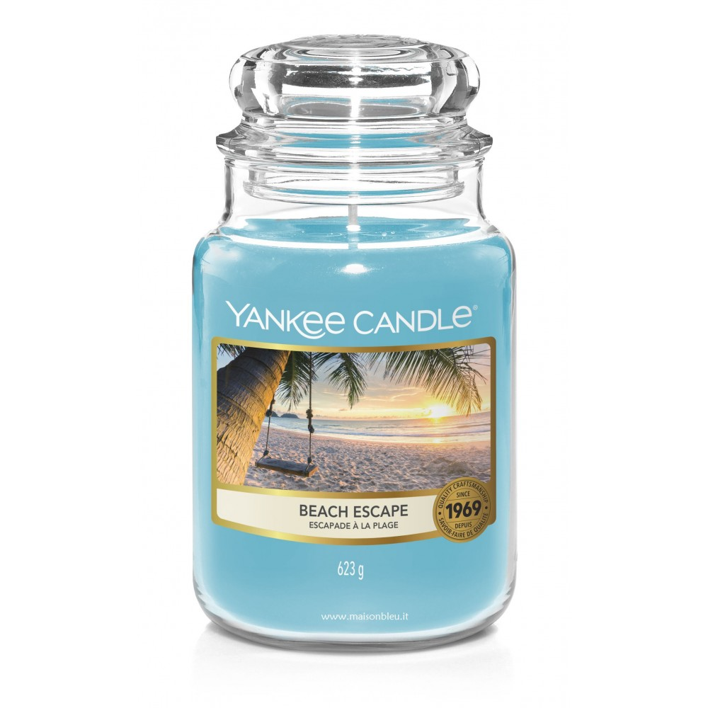 BEACH ESCAPE -Yankee Candle- Giara Grande
