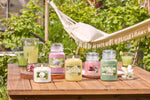 HOMEMADE HERB LEMONADE -Yankee Candle- Candela Sampler