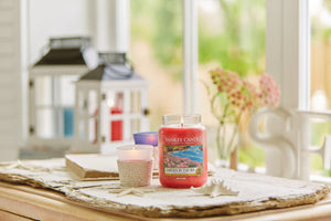 GARDEN BY THE SEA -Yankee Candle- Tea Light