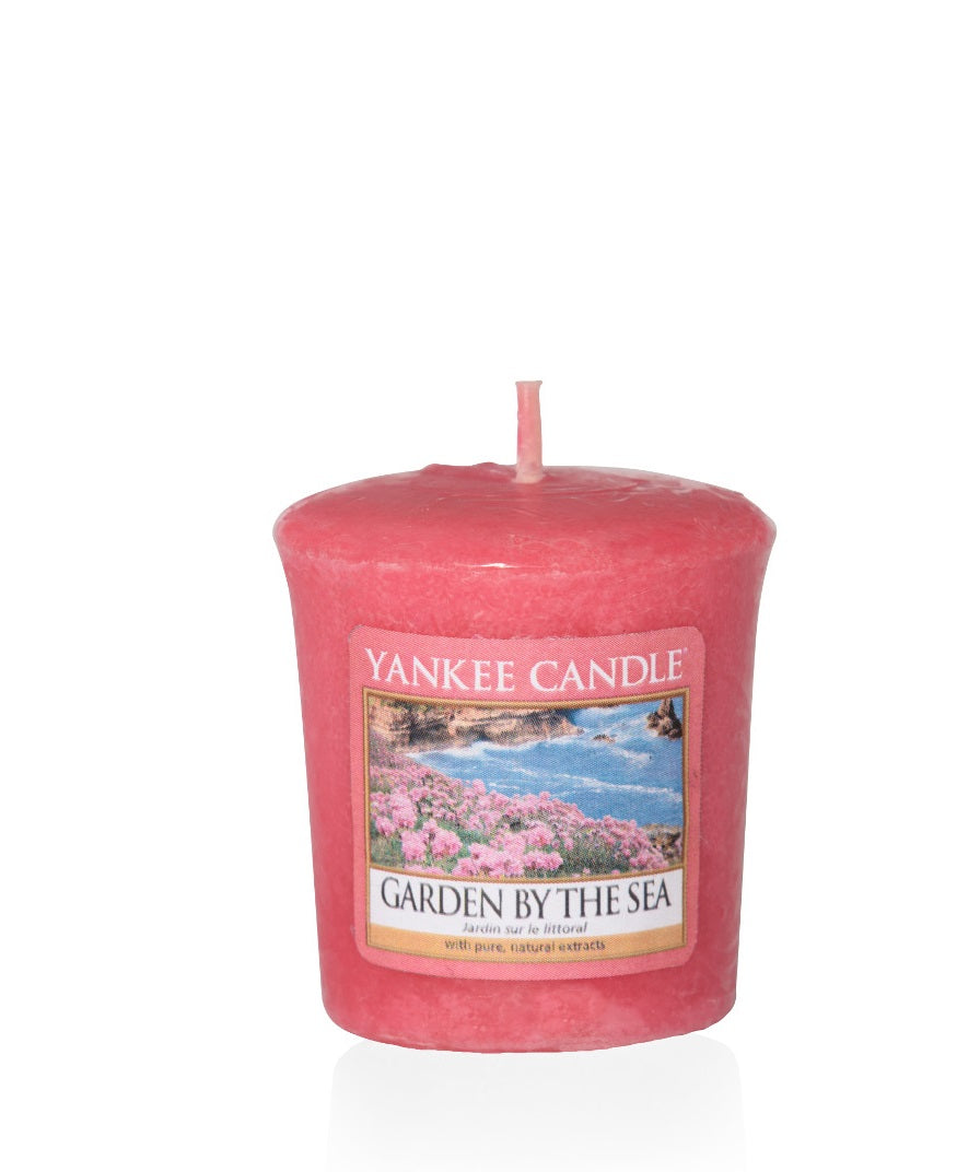 GARDEN BY THE SEA -Yankee Candle- Candela Sampler