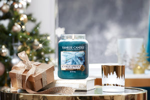 ICY BLUE SPRUCE -Yankee Candle- Giara Media