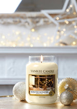 WINTER WONDER -Yankee Candle- Candela Sampler