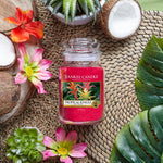 TROPICAL JUNGLE -Yankee Candle- Candela Sampler