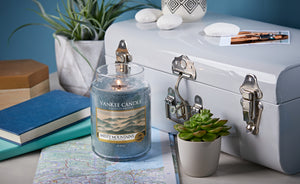 MISTY MOUNTAINS -Yankee Candle- Giara Piccola