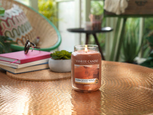 WARM DESERT WIND -Yankee Candle- Giara Media