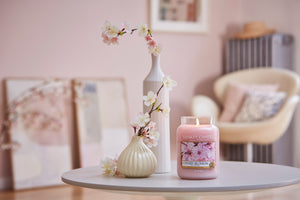 CHERRY BLOSSOM -Yankee Candle- Giara Media