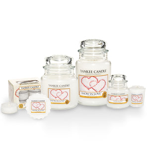 SNOW IN LOVE -Yankee Candle- Tart