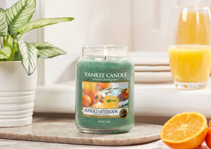 ALFRESCO AFTERNOON -Yankee Candle- Giara Media