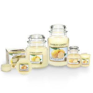 SICILIAN LEMON -Yankee Candle- Tea Light