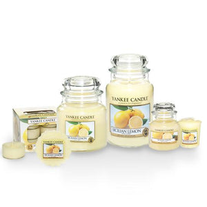 SICILIAN LEMON -Yankee Candle- Easy MeltCup