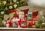 CHRISTMAS MAGIC -Yankee Candle- Candela Sampler