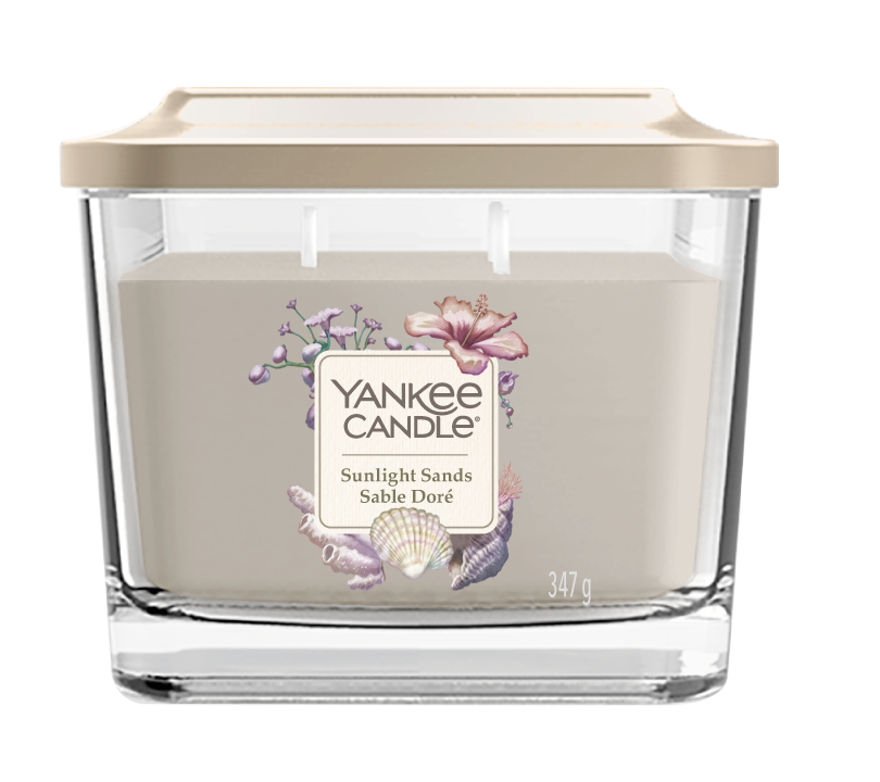 SUNLIGHT SANDS -Yankee Candle- Candela Media
