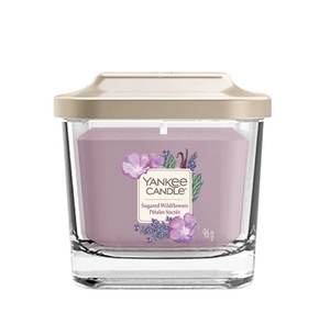 SUGARED WILDFLOWERS -Yankee Candle- Candela Piccola