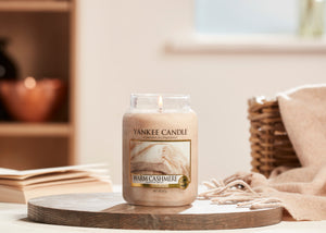 WARM CASHMERE -Yankee Candle- Giara Media