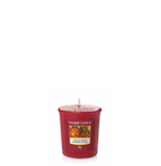 HOLIDAY HEARTH -Yankee Candle- Candela Sampler