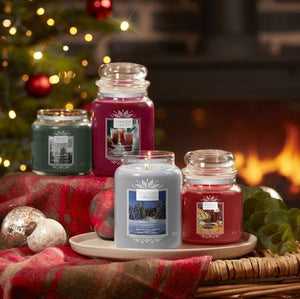 AFTER SLEDDING -Yankee Candle- Giara Media