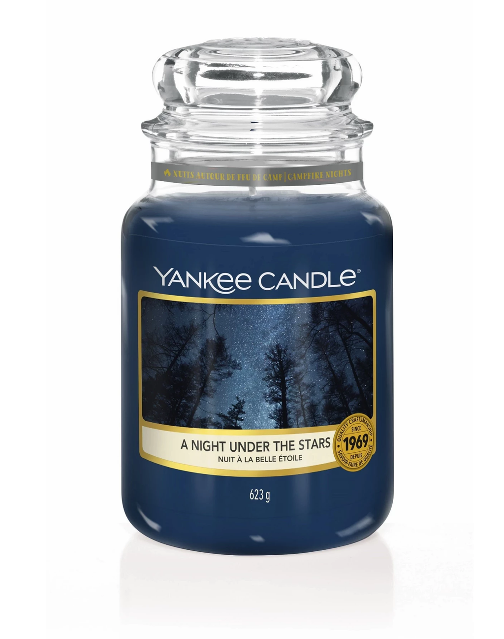 A NIGHT UNDER THE STARS -Yankee Candle- Giara Grande