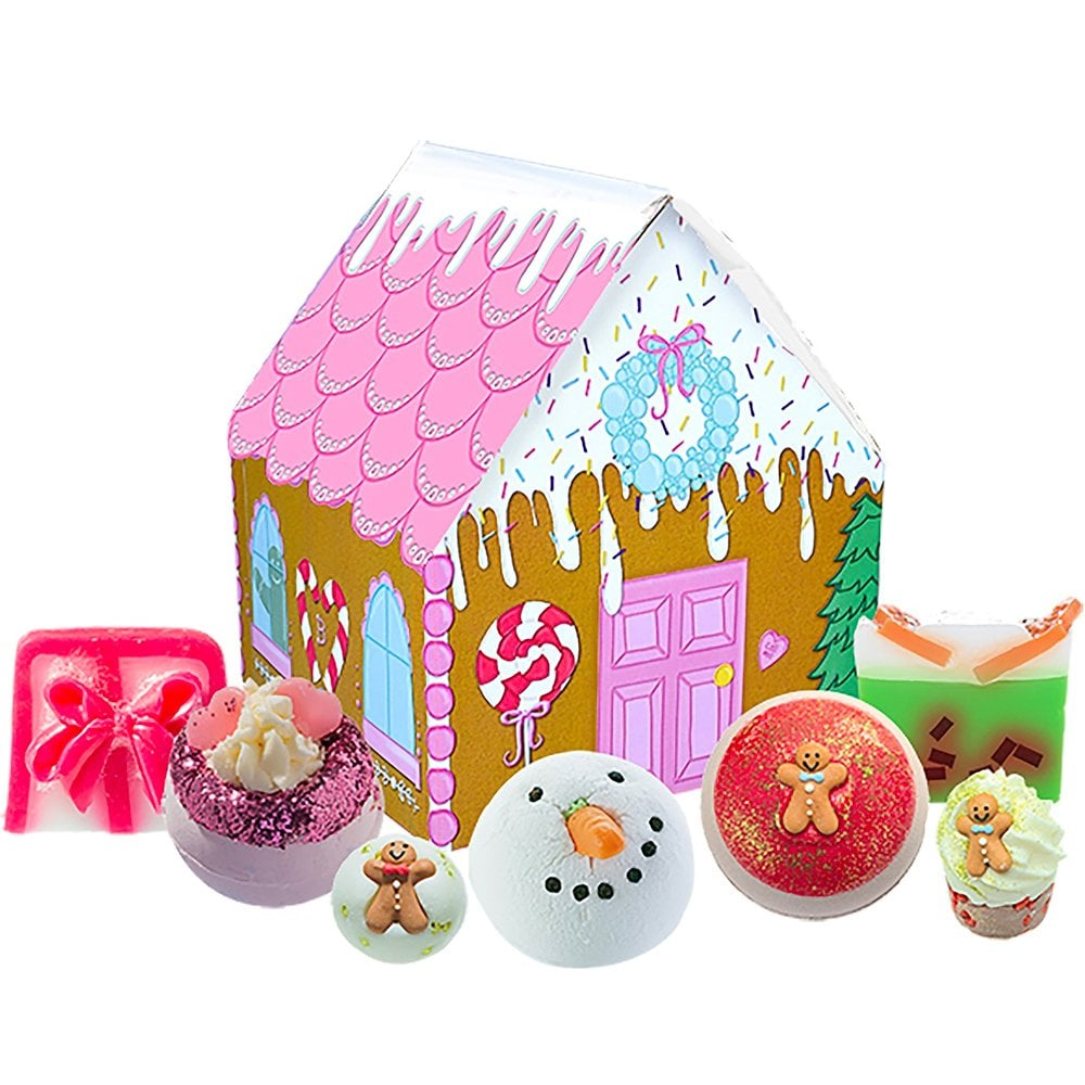 THE HOUSE OF SUGAR & SPICE -Bomb Cosmetics- Confezione Regalo