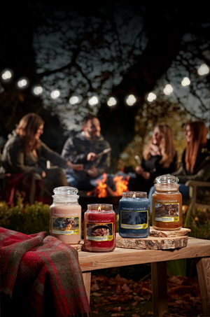 A NIGHT UNDER THE STARS -Yankee Candle- Candela Sampler