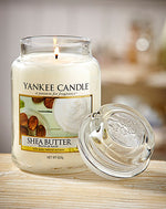 SHEA BUTTER -Yankee Candle- Tea Light