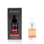 MELA & CANNELLA -Millefiori Milano- Fragranza Idrosolubile (15ml)
