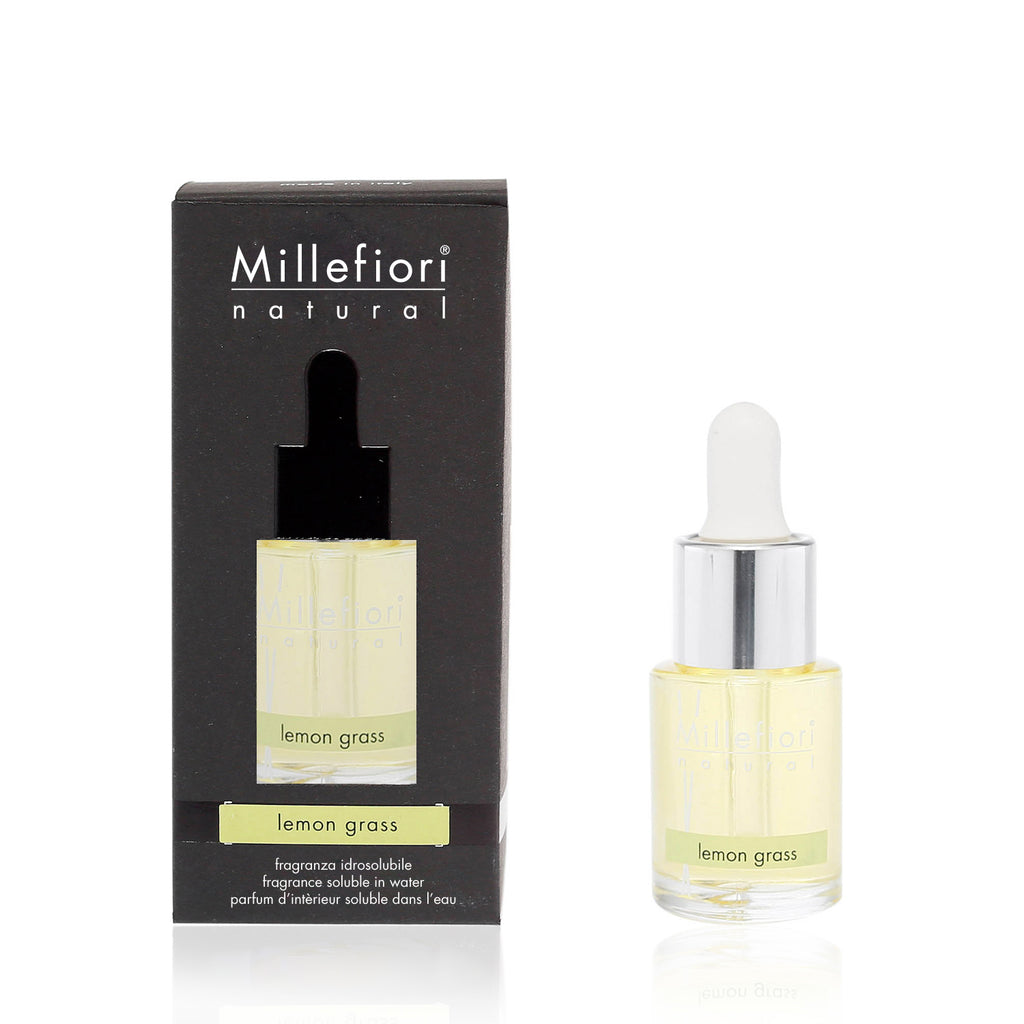 LEMON GRASS -Millefiori Milano- Fragranza Idrosolubile (15ml)