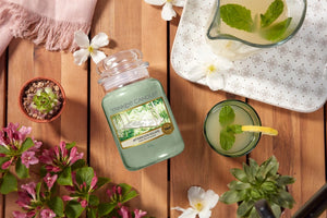 AFTERNOON ESCAPE -Yankee Candle- Giara Media