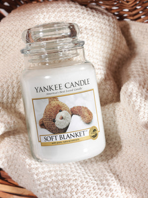 SOFT BLANKET -Yankee Candle- Giara Media