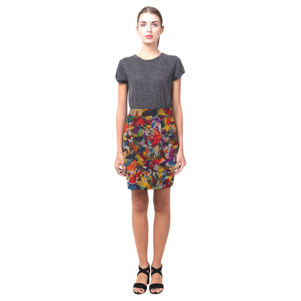 Feathers by Walther Women's Pencil Skirt