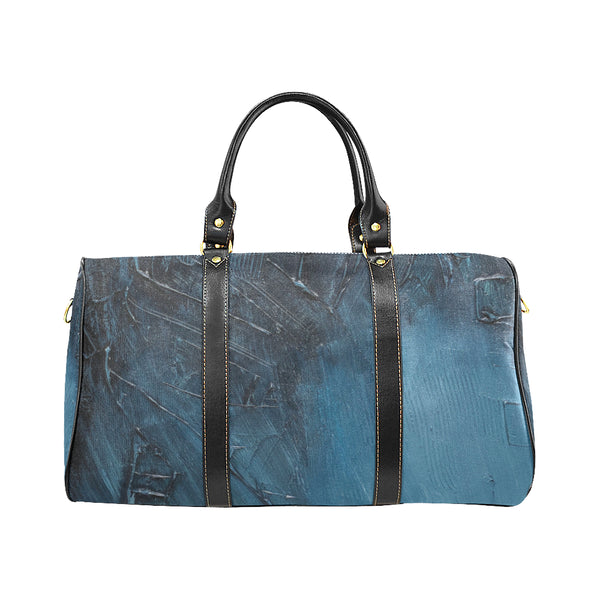 Complex Blues Travel Bag Black (Small)