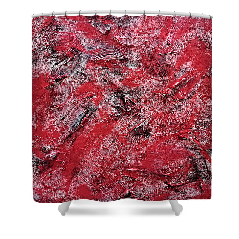 Arkansas #2 - Shower Curtain