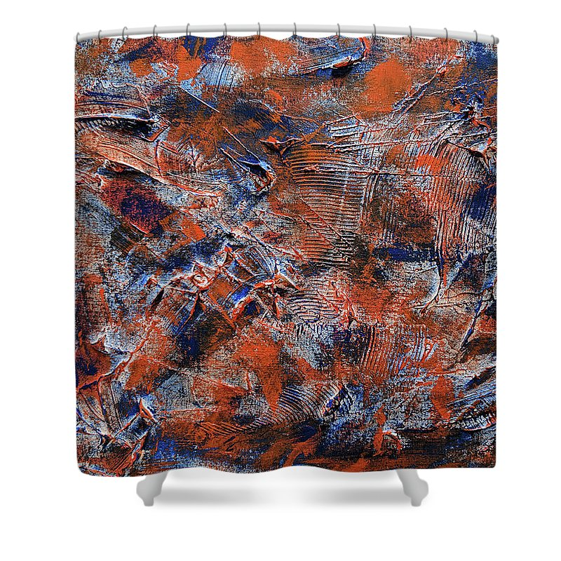Auburn #2 - Shower Curtain