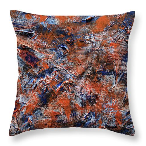 Auburn #2 - Throw Pillow