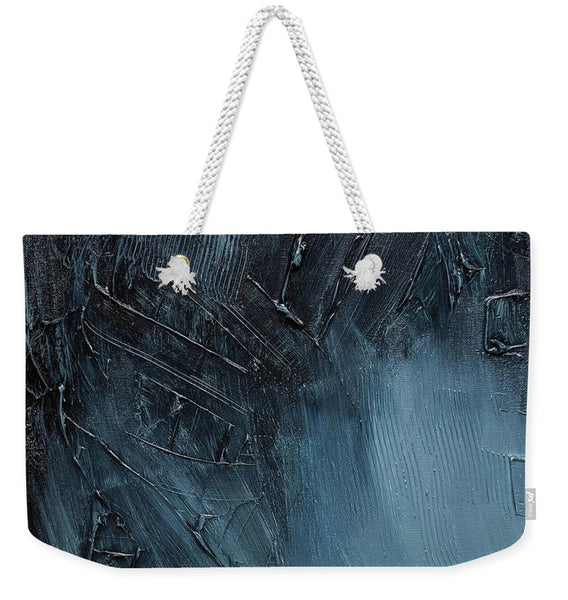 Complex Blues - Weekender Tote Bag
