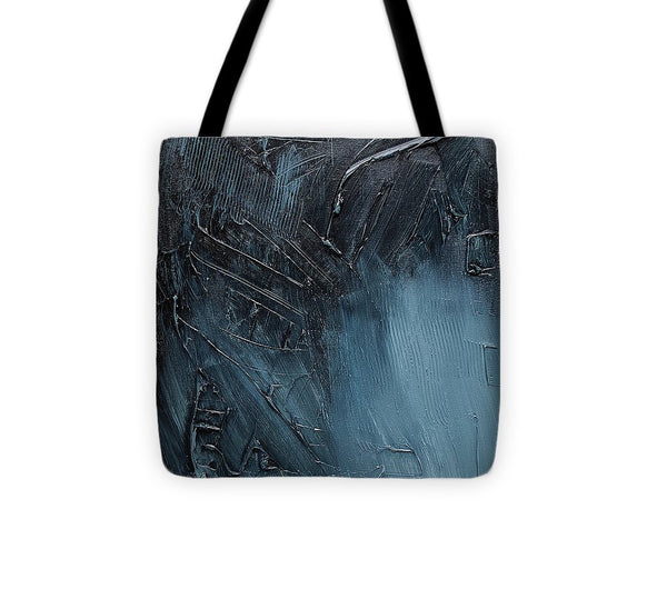 Complex Blues - Tote Bag