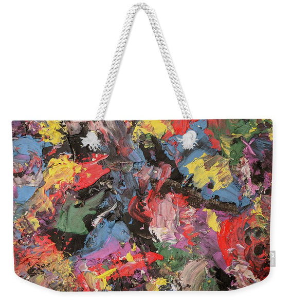 Conceptual Thickness - Weekender Tote Bag