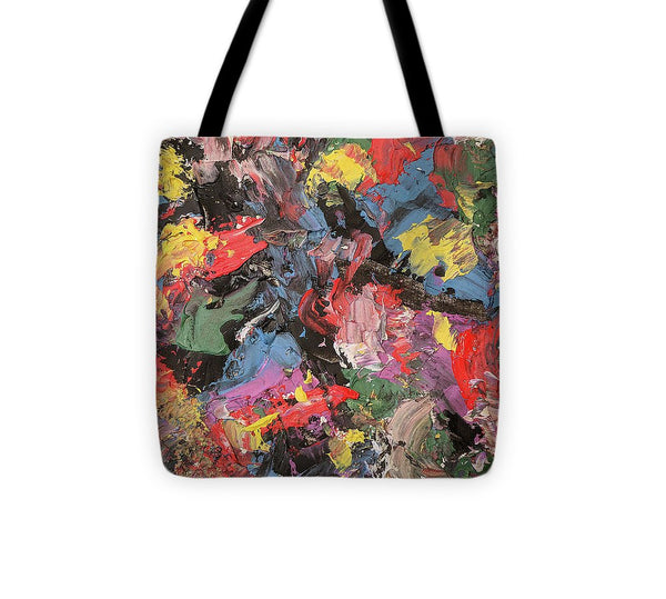 Conceptual Thickness - Tote Bag