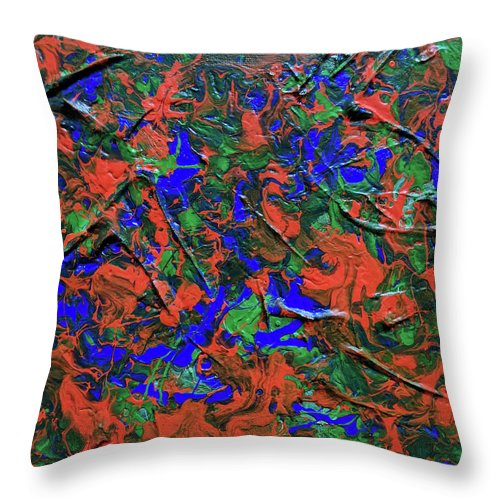 Florida #1 - Throw Pillow